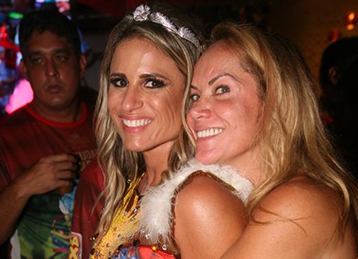 Ana Paula Barbosa e Ana Lucia Coutinho
