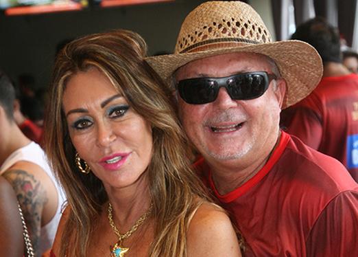 Beth Andrade e Miguel Angel Ferres
