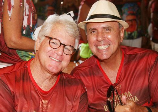 Chico Peltier e Sergio Clark