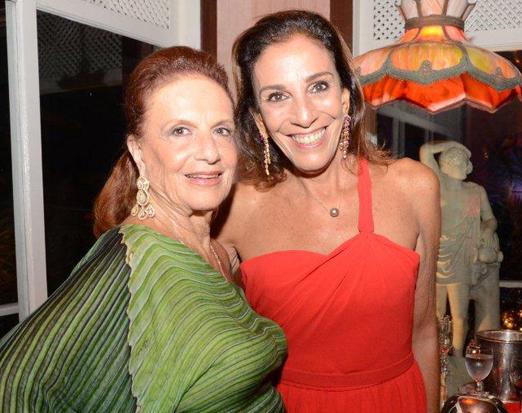 Eliana Moura e Alicinha Silveira