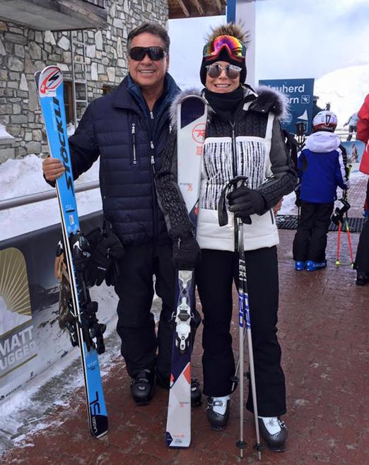Flavio e Nina Kauffmann