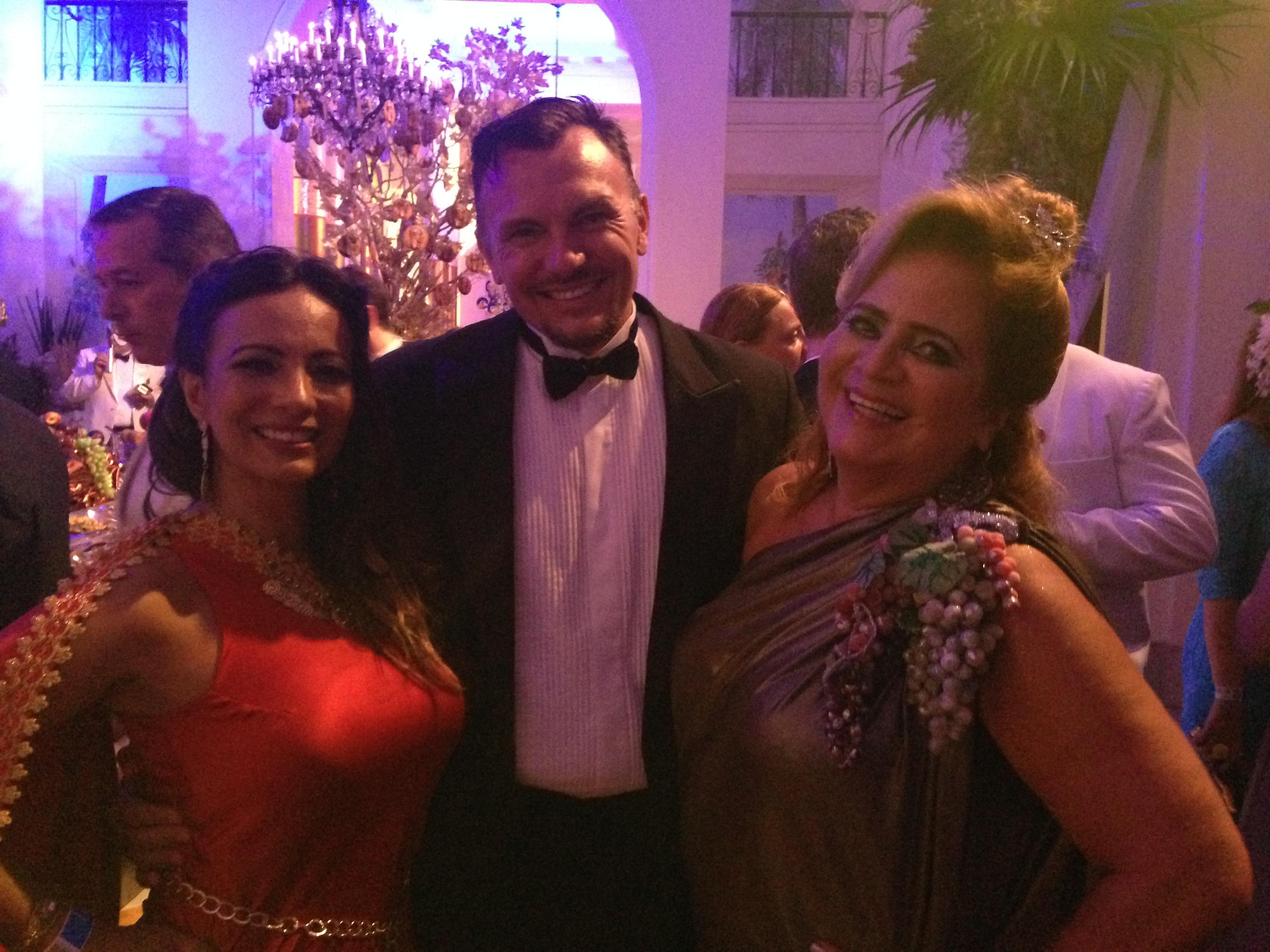 Marcia, Quentin e Renata