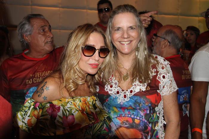 Rosemary e Maninha Barbosa
