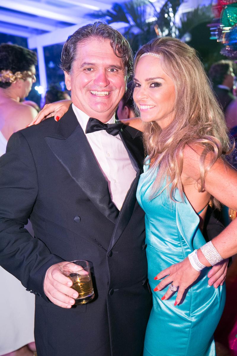 Luiz e Carol Rajão
