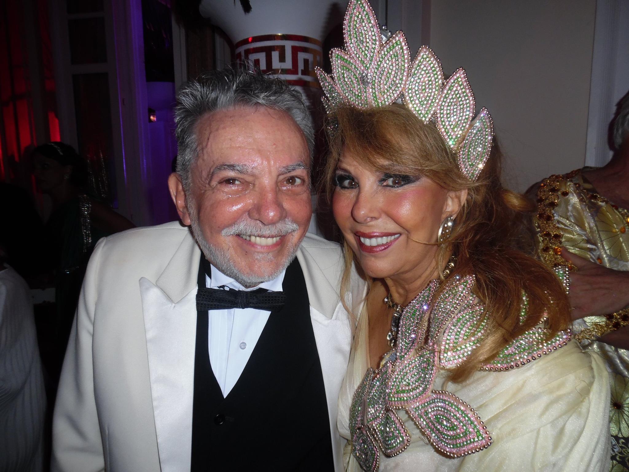 Mario Borriello e Terezinha Sodré