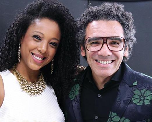 Negra Li e Simoninha