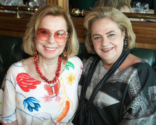 Rachel Gusmão e Cristina Aboim