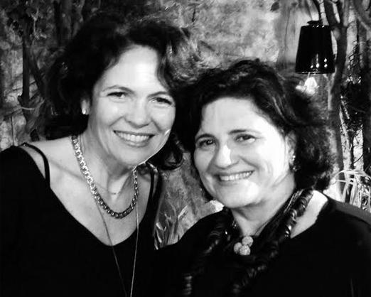 Roberta Damasceno e Paola Bonelli