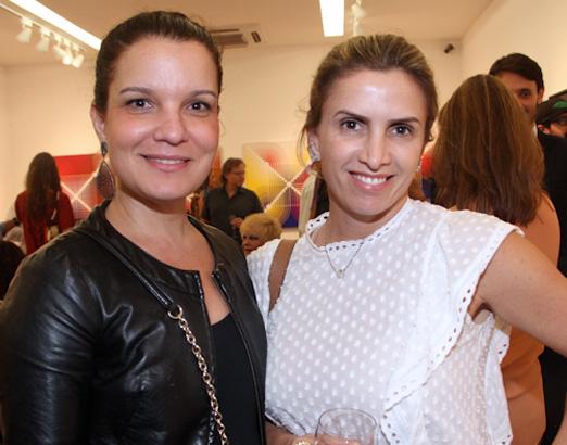 Adriana Cravo e Sussu Vidigal