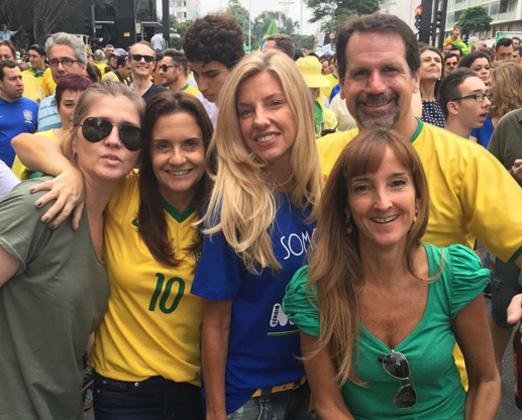Alessandra Campiglia e amigos