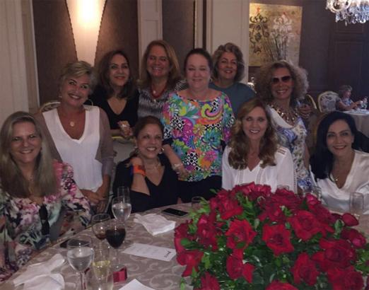 Beth Serpa e amigas