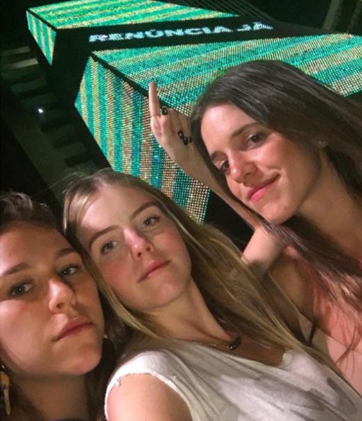 Catharina e amigas