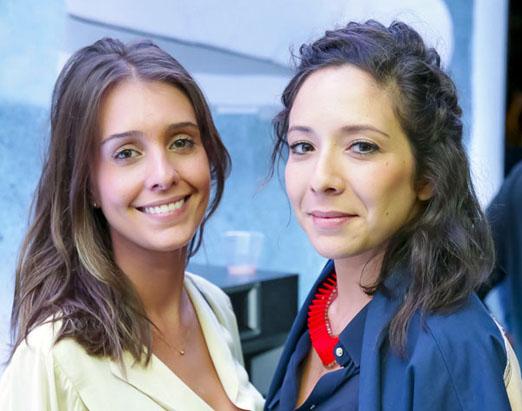 Jaqueline Rapp e Flavia Arruda