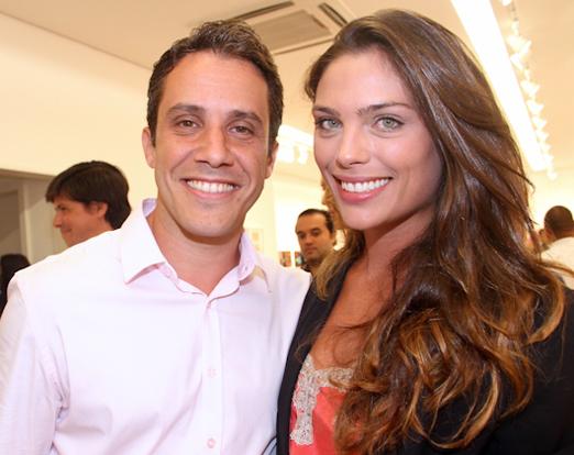 João Paulo Melardi e Joana Sepreny