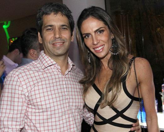 Marcelo e Martha Leonardis