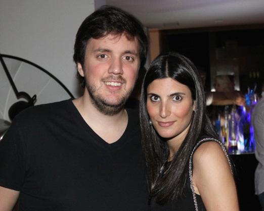 Pepeu Correa e Duda Derani