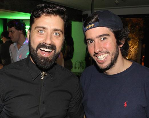 Rodrigo Sá e Thiago Sartori
