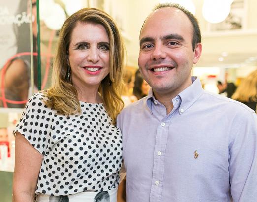 Ada Mota e Antonio Paulo Pitanguy