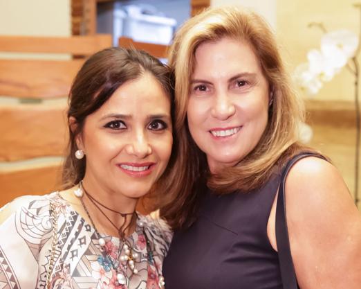 Ana Teresa Patrão e Berenice Sofiete