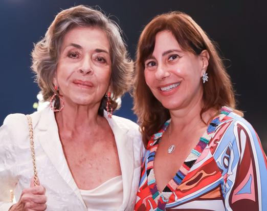 Betty Faria e Alice Tamborindeguy