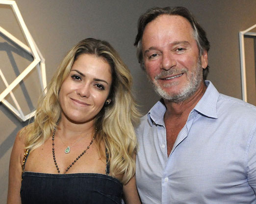 Bianca e Alexandre Ferrari