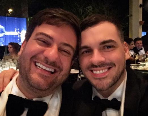 Bruno Astuto e Sandro Barros