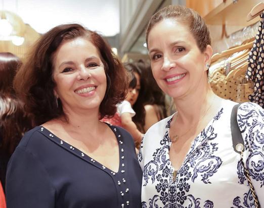 Celia Osório e Carla Zommer