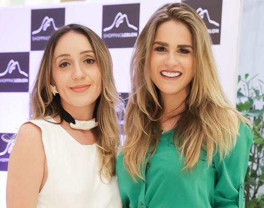 Erica Bourguignon e Laila Coelho