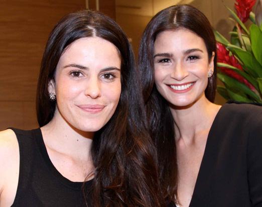 Giovana Refatti e Carol Ribeiro