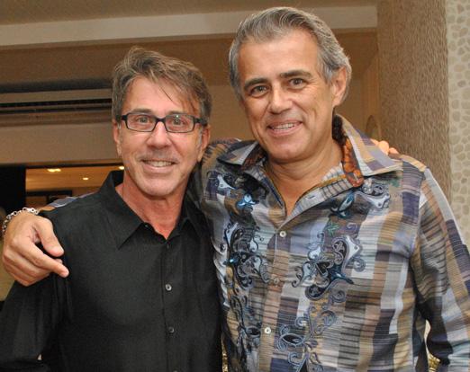 Jairo de Sender e Sergio Gonçalves
