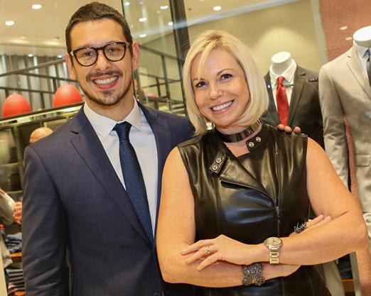 João Vicente de Castro e Nina Kauffmann
