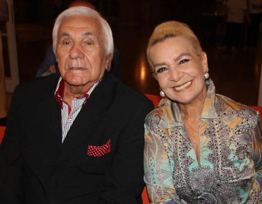 Luiz e Vera Bangel