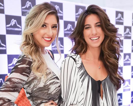Luiza Sobral e Lu D'Angelo