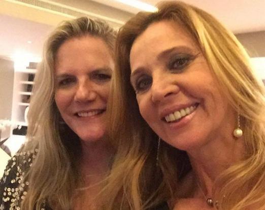 Maninha Barbosa e Kátia Spolavori