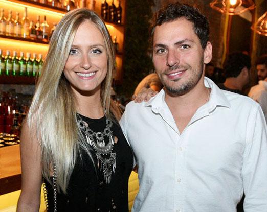 Maria Emilia Vidal e Diogo Pires