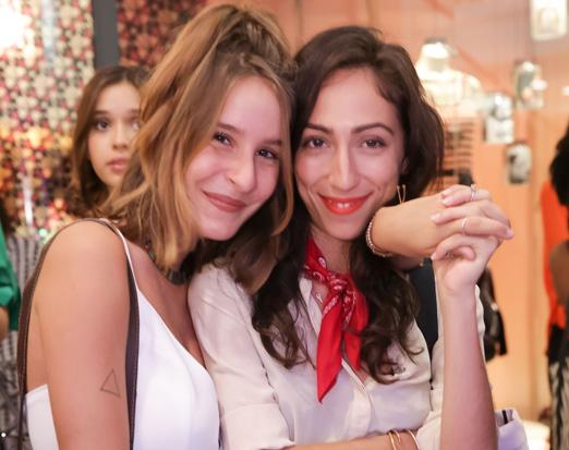 Maria Pellegrino e Nathalia Gastim