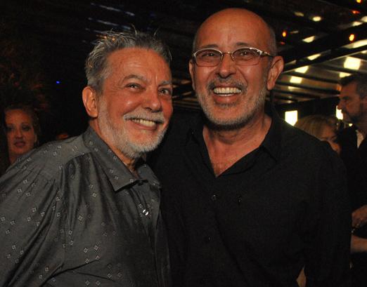 Mario Borriello e Evandro Jr