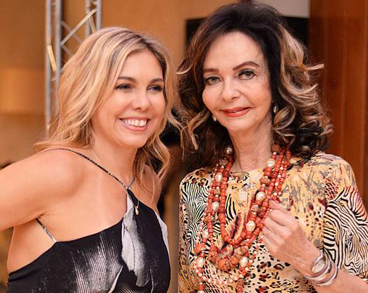 Mercedes Herrera e Vera Loyola