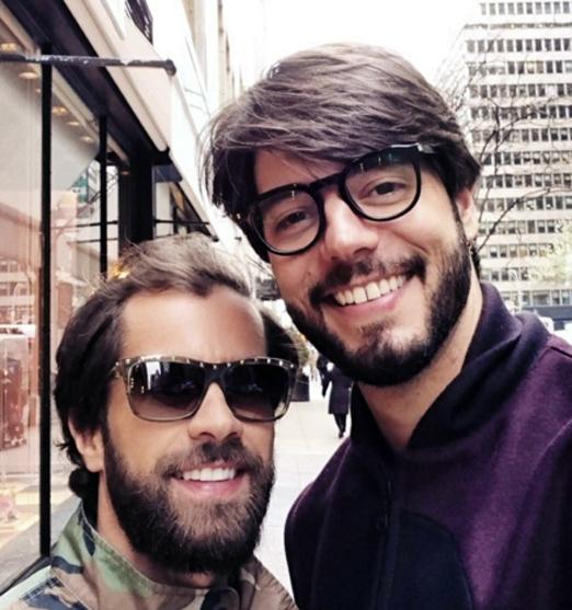 Raphael Rocha e Kadu Dantas