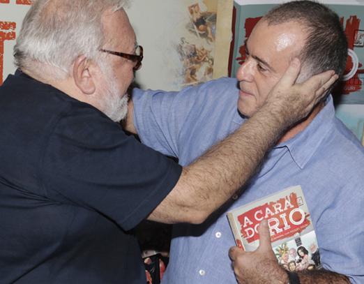 Ricardo Amaral e Tony Ramos