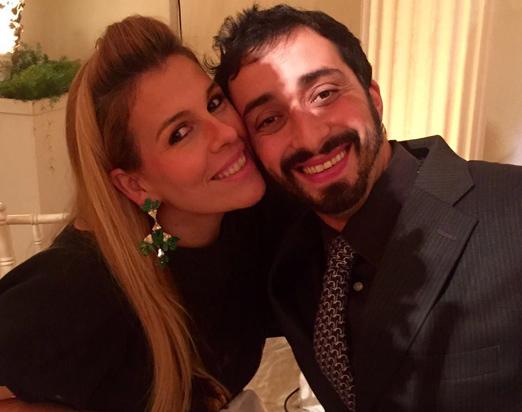 Tabata Queiroz e Rodrigo Mendes