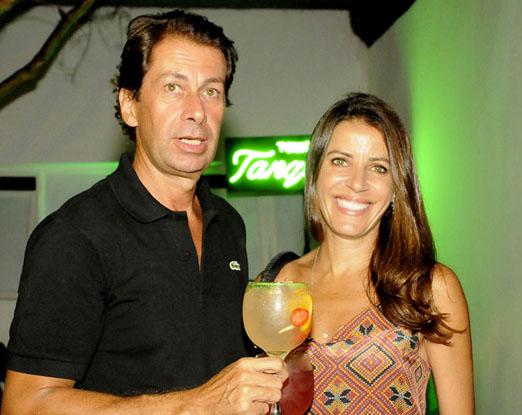 Zeca Freire e Renata Corsi