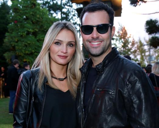 Aline Lira e Eduardo Scarpa