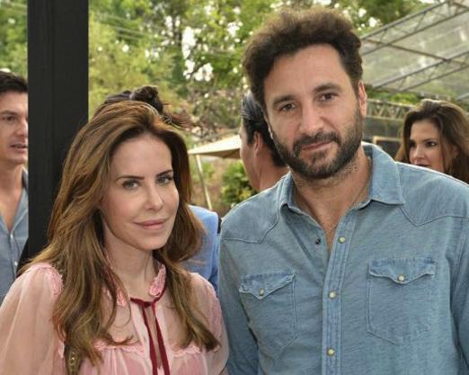Ana Paula Junqueira e Rico Mansur