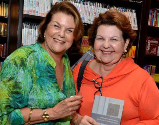 Anna Ramalho e Bel Monteiro