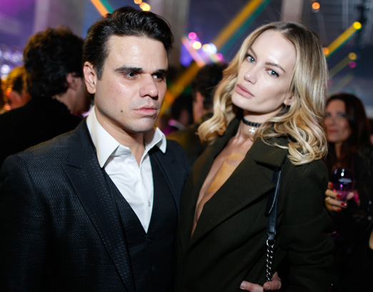 Beto Pacheco e Sally