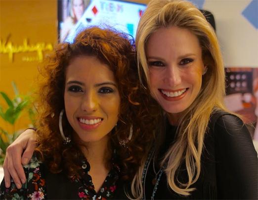 Carla Lemos e Leticia Levy