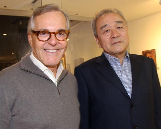 Cesar Giobbi e Joh Mabe