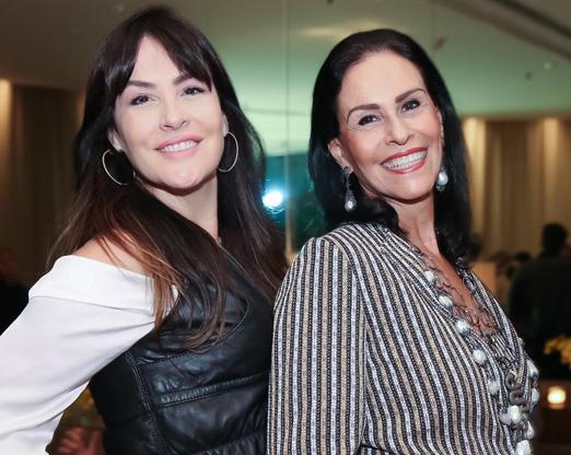 Fernanda Lynch e Beth Pinto Guimarães