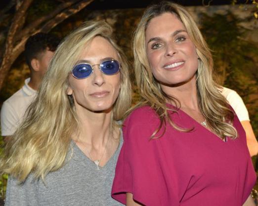 Fernanda de Goeye e Fernanda Barbosa